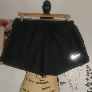 Nike dri fit women's shorts size M.